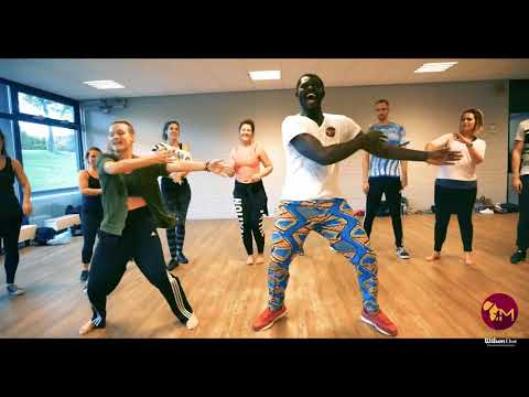 Olamide WO Afrodance Bootcamp Erasmus University Rotterdam by Val Moon