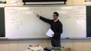 Evaluating Derivative of an Inverse Function