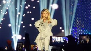 KZ TANDINGAN - Rolling in the Deep (Singer 2018 version) first live performance