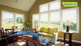 Видео-обзор Климатический комплекс (конваер) Symphony Silver-i. Мировой лидер в охлаждении воздуха.