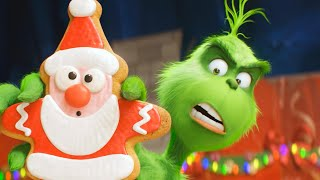 "THE GRINCH ""Cookie"" Clip"