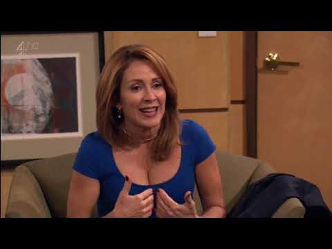 Patricia Heaton busty in sexy nightie! #2 VIDEO LOOP! from YouTube · Duration:  56 seconds