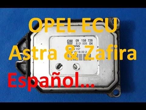 Como Reparar Ecu De Opel Astra Y Zafira Ecu Gm Siemens