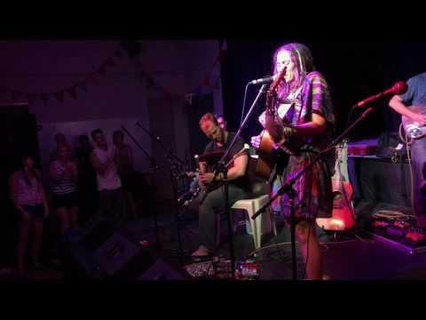 Áine Tyrrell * LIVE Blank White Sheet and Leim Thart with Liam Ó Maonlaí * Wallis Bird * Four Winds