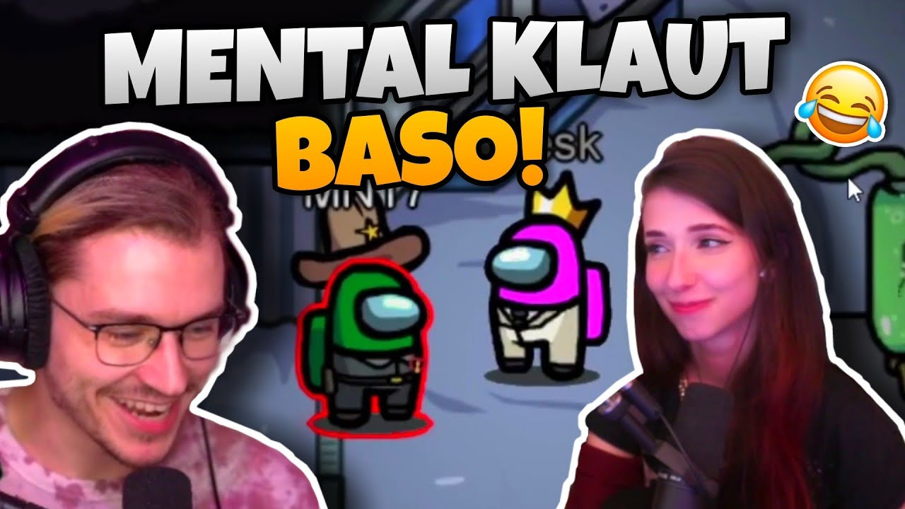 MENTAL nimmt VLESK BASO weg! | NEUE ROLLEN und pures Chaos! | Among Us Best Moments ever! #42