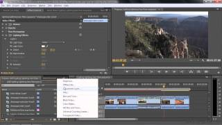 Video Adobe Premiere Pro CC Tutorial | Using The Lighting, Lightning And Lens Flare Effects download MP3, 3GP, MP4, WEBM, AVI, FLV Mei 2018