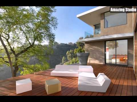 moderne terrasse und garten design von bittoni studio youtube. Black Bedroom Furniture Sets. Home Design Ideas