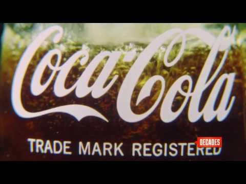 Coca-Cola Bottle Patented - Decades TV Network