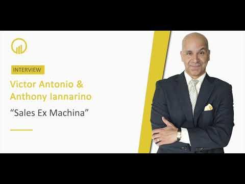 Anthony Iannarino Interviews Victor Antonio AI in Sales