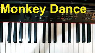 Hướng dẫn MONKEY DANCE - TONES AND I Piano cover | Đinh Công Tú