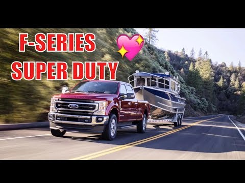 2020 ford f-series super duty powertrain first look | 2020 Ford F-Series Super Duty First Look