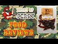 House of Jerky - Whiskey Rabbit Jerky / Food Review