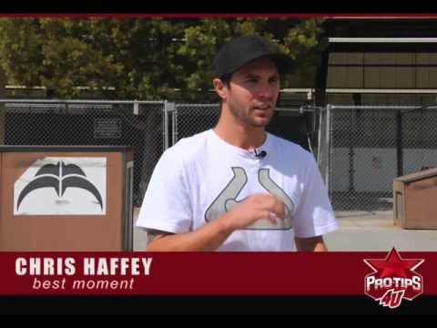 Chris Haffey interview - His best moment