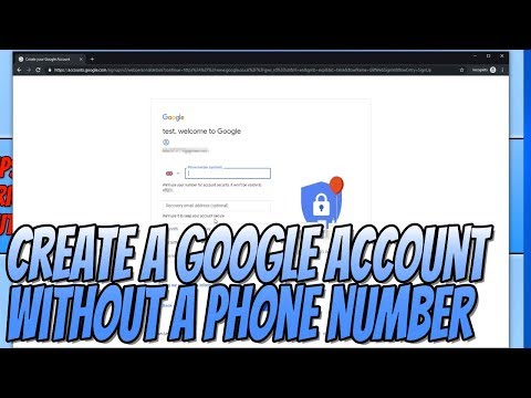 How To Create A Google Account Without A Phone Number | Google Account Without Phone Verification