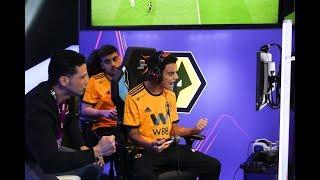 Fifilza: A Brazilian eFootball player for Wolverhampton
