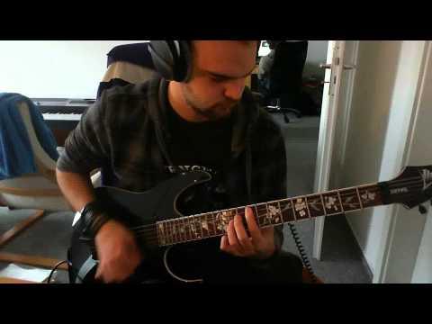 Ex's and Oh's - Atreyu - Guitar Cover