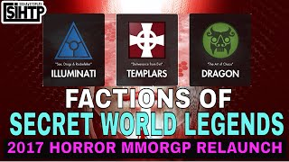 World the faction test secret The personality