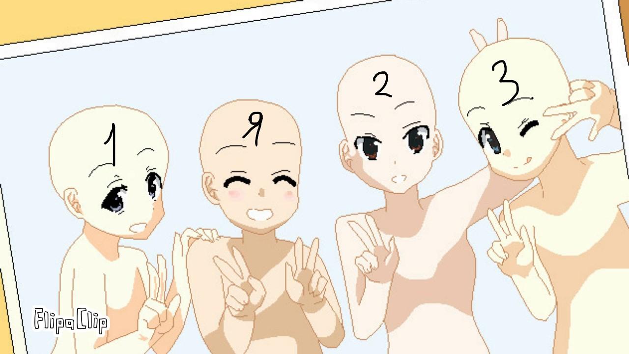 anime base friends - 633×448