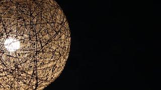 DIY Seil-Lampe