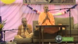Радханатха Свами - Настроение смиренного слуги Кришны
