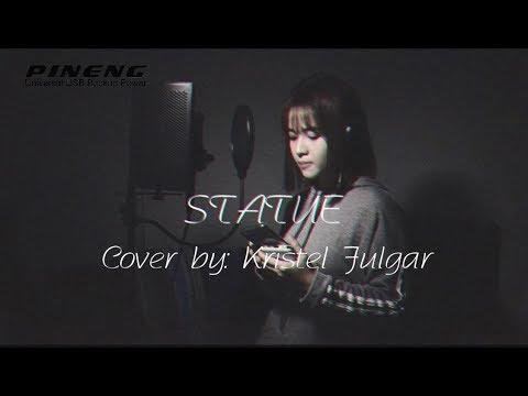 STATUE - Lil Eddie (Female Cover by Kristel Fulgar)