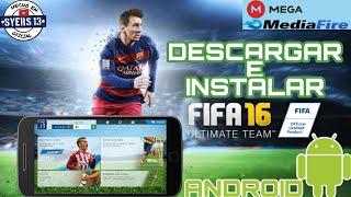 Descarga e instala FIFA 16 para Android •|FIFA 16 Android|•