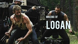 "Making of ""LOGAN"" 