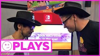 Hideo Kojima Plays Nintendo Switch - Kinda Funny Plays
