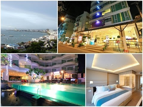 Hotels in Pattaya Beach Road: Pattaya Sea View Hotel