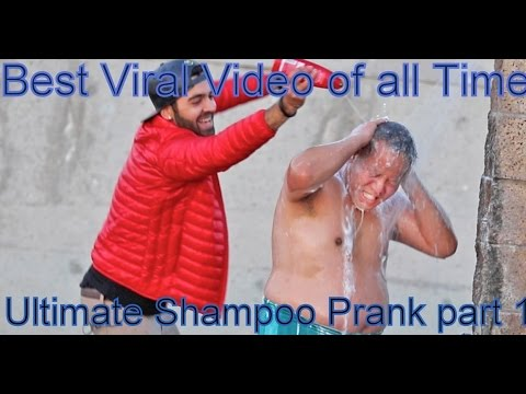 Best Viral Videos Of All Time 😂Shampoo Prank 🚿 -Best Viral Videos Ever. Funny Viral  Videos
