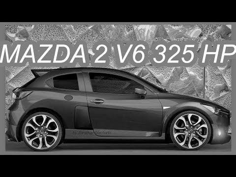 MAKING OF #Mazda 2 #V6 2.7 #Ford #EcoBoost #TwinTurbo 325 hp #Mazda2