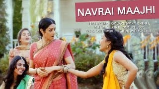 Navrai Majhi | Marathi wedding song (Sunidhi Chauhan) |  English Vinglish | Sridevi Best Song