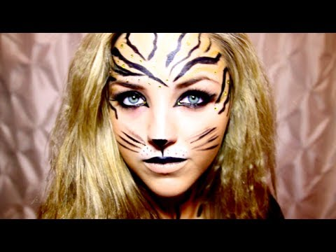 Cute halloween makeup ideas for girls