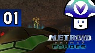 [Vinesauce] Vinny - Metroid Prime 2: Echoes (part 1)