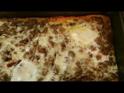Breakfast Casserole Sausage, Egg & Chesse Recipe