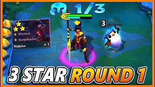 ⭐️⭐️⭐️ ROUND 1!! THIS VIDEO TOOK ME A MONTH TO RECORD - BunnyFuFuu | Teamfight Tactics