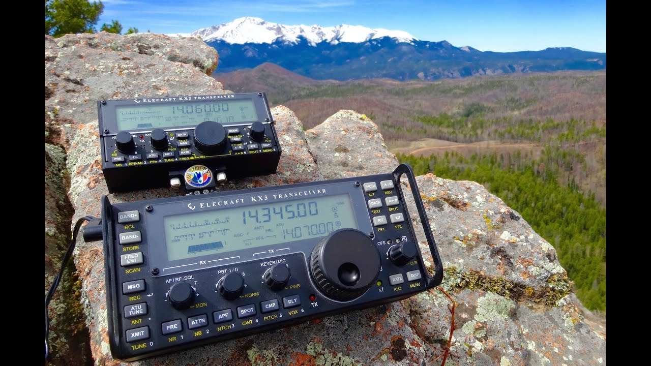 Elecraft KX-2 All-Mode Stealth QRP Transceiver