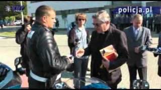 Nowe policyjne motocykle na drogach kujawsko-pomorskiego