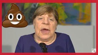 Youtube Kacke short - Pc Hacker erklärt Spast Marvin | Angela Merkel Interview