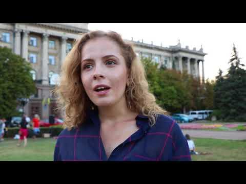 Moy gorod: Мой город Н: Студенческий мэр Чернявская о флешмобе