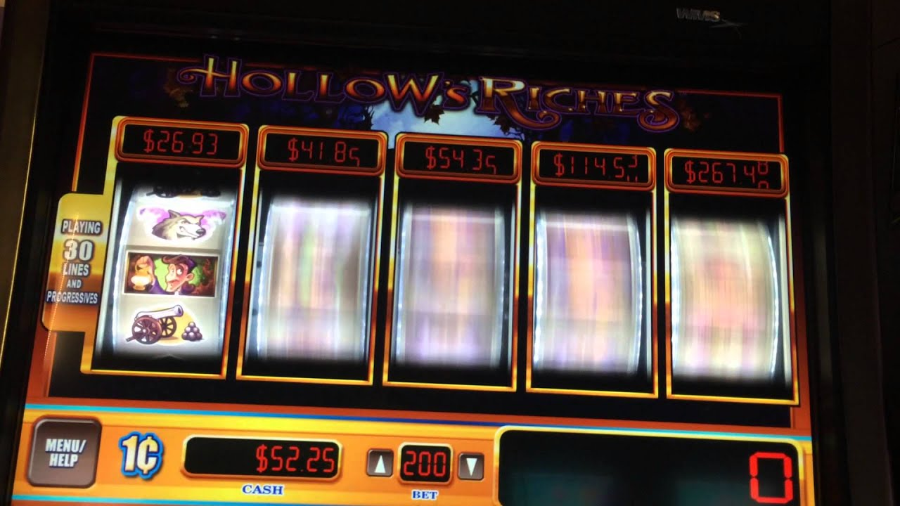 Quad progressive slot machine