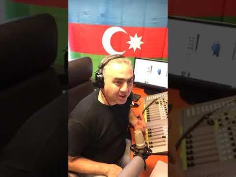 Yashar Heydari . Azarbaycan  sesi radiosundan bugün 15.10.2017