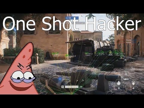 The ONE SHOT Hacker - Star Wars Battlefront 2