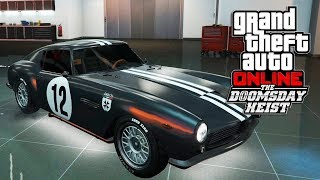 GTA V Online : Doomsday Heist | COMPREI O GROTTI GT 500