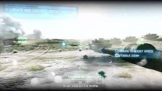 Battlefield 3: Walkthrough - Part 10 [Mission 7: Thunder Run] (BF3 Gameplay) [360/PS3/PC]