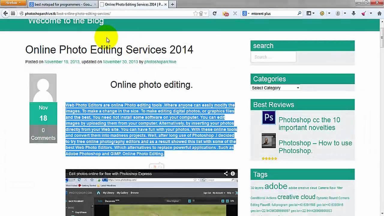 how to create and write a blog on wordpress