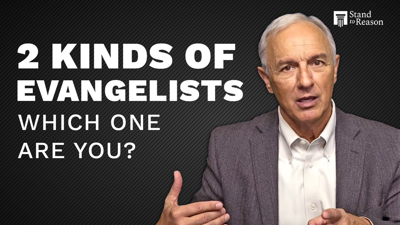 Which Kind of Evangelist Are You? - YouTube