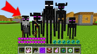 Minecraft ENDERMAN MOVIE - HOW to play ENDERMAN, ZOMBIE, GOLEM, MONSTER LIFE ALL EPISODES