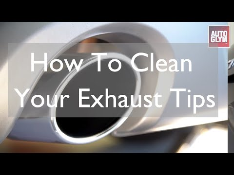 How to... Clean Your Exhaust Pipe