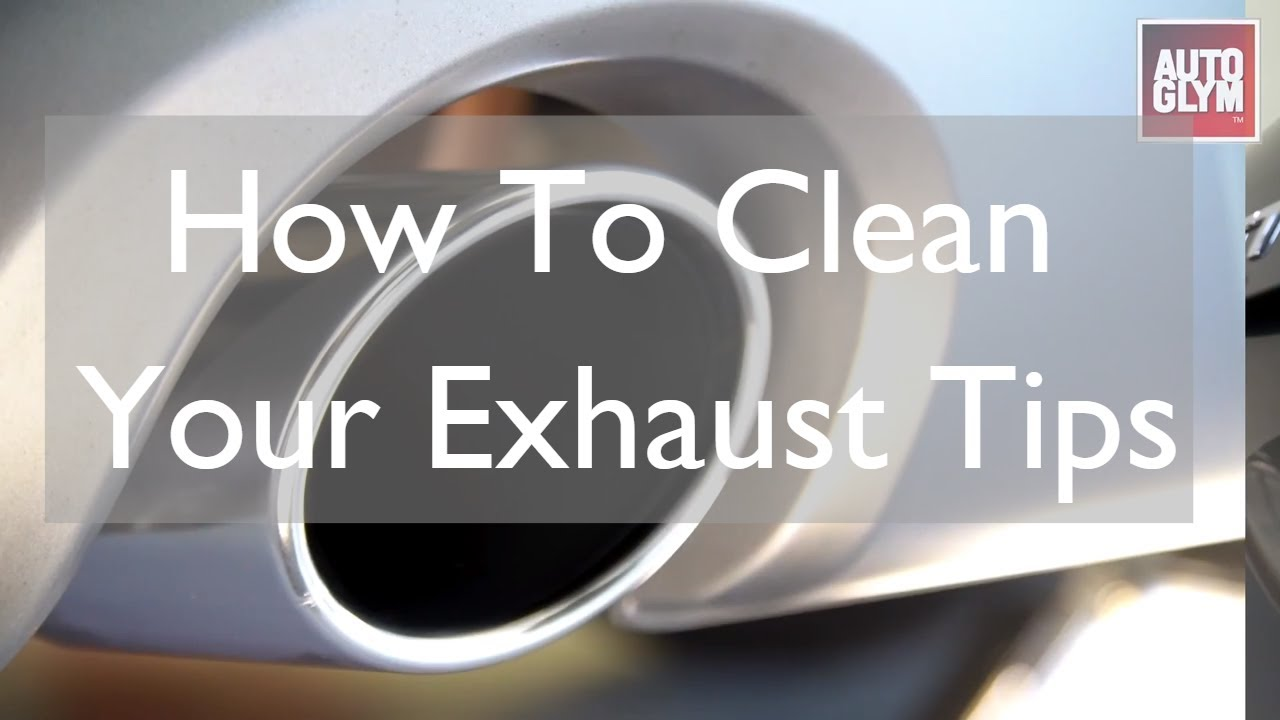 How to    Clean Your Exhaust Pipe